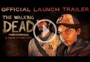 Telltale publica un nuevo tráiler de la tercera temporada de The Walking Dead