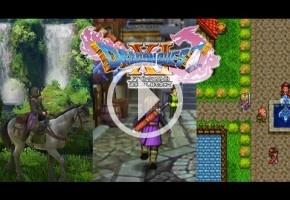 Nuevos vídeos de Dragon Quest XI, que confirma su lanzamiento en Switch