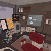 Los creadores de That Dragon, Cancer publican Untethered, un «extravagante misterio» para realidad virtual