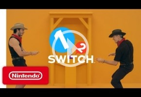 1-2 Switch es el Wii Play de Nintendo Switch