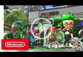 Su primer tráiler confirma Splatoon 2 para Switch