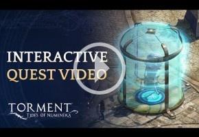 El trailer interactivo de Torment: Tides of Numenera resalta las ramificaciones en los diálogos