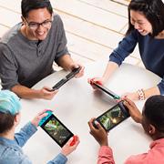 En la Guerra Mundial de las consolas, Nintendo es Suiza
