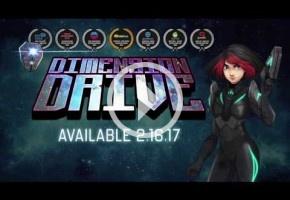 Dimension Drive llega a Steam, en acceso anticipado, el 16 de febrero