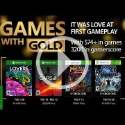 Los Juegos con Gold de febrero son Project Cars y Lovers in a Dangerous Spacetime