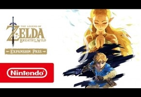 The Legend of Zelda: Breath of the Wild tendrá contenido adicional descargable