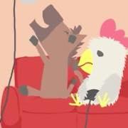 Ultimate Chicken Horse se publicará en consolas este año