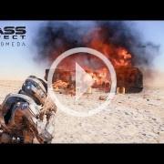 Este nuevo vídeo de Mass Effect Andromeda se centra en el combate