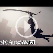 Tráiler de lanzamiento de NieR: Automata