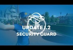 El próximo parche de Planet Coaster trae la delincuencia y el vandalismo