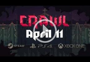 El multijugador asimétrico Crawl se publica el 11 de abril