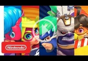 Dos nuevos vídeos de Arms sobre el arsenal y los personajes
