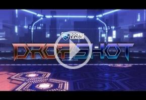 Rocket League tiene un nuevo modo: Dropshot