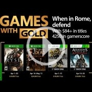 Los Juegos con Gold de abril son Ryse y The Walking Dead Season 2