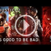 Los villanos protagonizan el último vídeo de Injustice 2