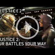 Injustice 2 nos explica cómo funciona su sistema Gear