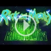 El tráiler de lanzamiento de Rick and Morty: Virtual Rick-ality es de lo merjorcito que hay