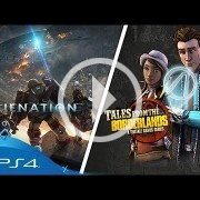 Alienation y Tales from the Borderlands, entre los juegos de PS Plus de mayo