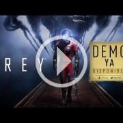 La demo de Prey ya está disponible en consolas