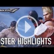 El nuevo tráiler de Tekken 7 empieza el repaso a su plantel