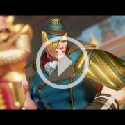 Os presentamos a Ed, un nuevo personaje de Street Fighter V