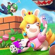 Filtrada una imagen promocional de Mario + Rabbids Kindgdom Battle