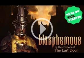 La Semana Santa se va de las manos en Blasphemous, que estrena Kickstarter