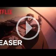 Primer tráiler de la serie de animación de Castlevania para Netflix