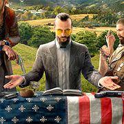 Ubisoft muestra la primera imagen promocional de Far Cry 5
