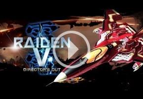 Raiden V: Director's Cut se publicará en PS4 y Steam