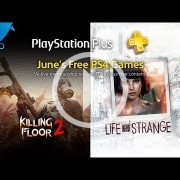 Killing Floor 2 y Life is Strange son los juegos para PS4 con el Plus de junio