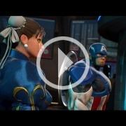 E3 2017: Tráiler de Marvel vs Capcom Infinite