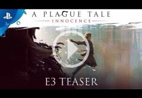 E3 2017: El primer teaser de A Plague Tale: Innocence da todo el repelús