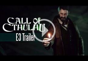E3 2017: Los tentáculos de Call Of Cthulhu también llegan a Los Angeles