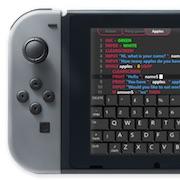 Fuze Code Studio es una herramienta para Switch que enseña a hacer juegos en BASIC