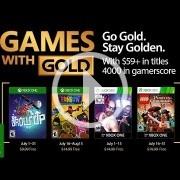 Los Juegos con Gold de julio incluyen Runbow y Grow Up