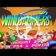 Windjammers estará disponible en PS4 y Vita el 29 de agosto