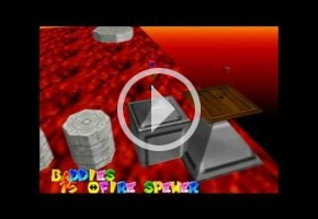 Super Mario 64 Maker es un editor de niveles vía romhack