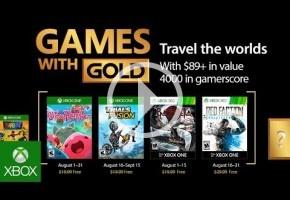 Bayonetta y tres más son los Juegos con Gold de agosto