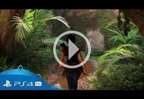 Ahí van trece minutos de Uncharted: The Lost Legacy