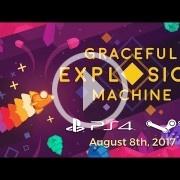 PS4 y Steam tendrán su ración de Graceful Explosion Machine el 8 de agosto