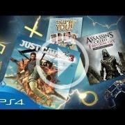 Just Cause 3 encabeza los juegos de agosto en PlayStation Plus