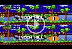 Un primer vistazo al Sonic Mania competitivo