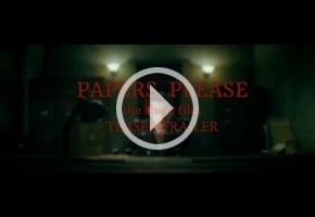 Hay un cortometraje oficial de Papers, Please y ya tiene teaser