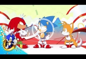 La intro de Sonic Mania es una preciosidad