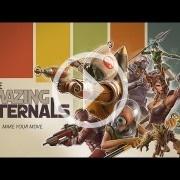 Keystone pasa a llamarse The Amazing Eternals y tendrá beta cerrada dentro de poco
