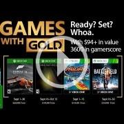 Forza 5 y Oxenfree, entre los Juegos con Gold de septiembre
