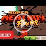 Team Meat presenta oficialmente Super Meat Boy Forever, para 2018