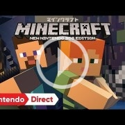 Minecraft sale en New Nintendo 3DS y New 2DS... ¡hoy!