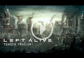 Left Alive es el prometedor nuevo juego de Square Enix
